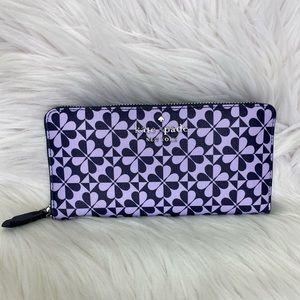 ♠️ Kate Spade ♠️ Hollie Geo Clover Wallet